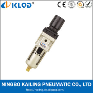 Aw Series 1/4 Inch Modular Type Pneumatic Air Filter Regulator Aw3000-02 pictures & photos