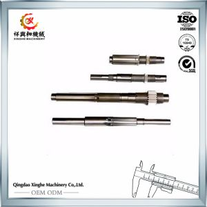 High Precision CNC Machining Worm Shaft pictures & photos
