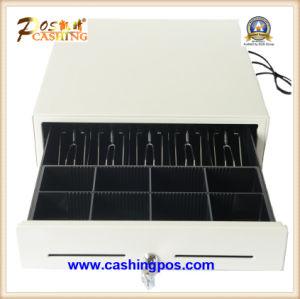 POS Cash Drawer for Cash Register with Solenoid 3 Position Lock