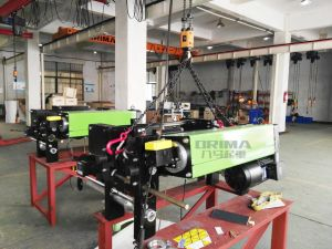 Brima 5t Good Quality Electric European Wire Rope Hoist pictures & photos