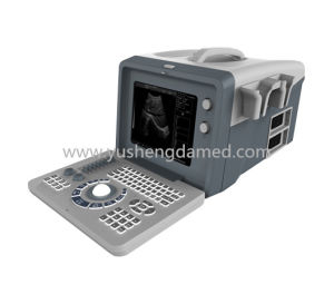 Ce/ISO Approved Portable Medical Ultrasound Scanner pictures & photos