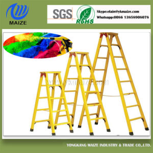 Special Corrosion Resistance Powder Coating Used in Ladder pictures & photos