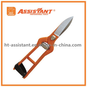 """9"""" Garden Cutters Bypass Trimming Pruners Drop Forged Pruning Shears pictures & photos"""