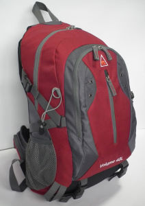 40L 600d PU Jacquard Backpack for Outdoors, Camping (ET-SFJ2090) pictures & photos