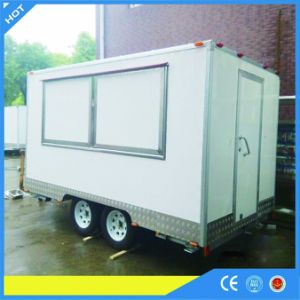 Mobile Food Truck Trailers for Sale pictures & photos