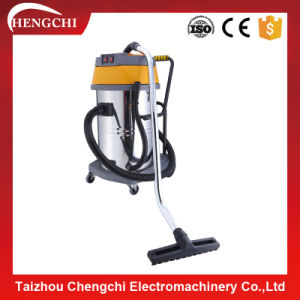 Cheap Two-Motor Stainless Steel Wet and Dry Vacuum Cleaner pictures & photos