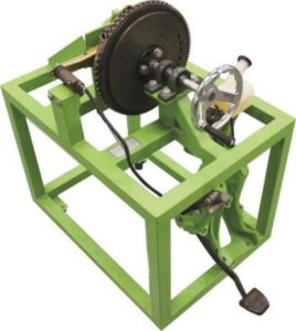 Automobile Educational Equipment Hydraulically-Operated Clutch Teaching Equipment pictures & photos