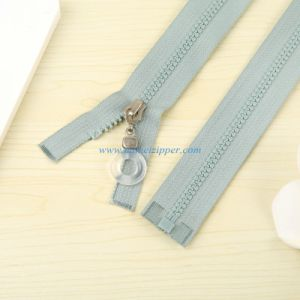 No. 5 Plastic Zipper Auto Lock Sllider Open End pictures & photos