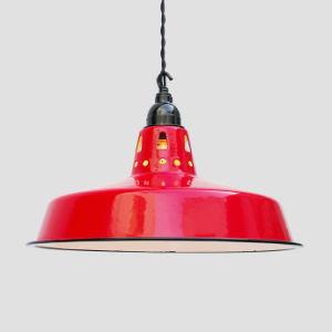 2016 Retro Colorful Loft Restaurant Pendant Lamps for Office Studio Droplights