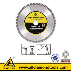 Brazed Tct Saw Blade for Cutting Aluminum pictures & photos