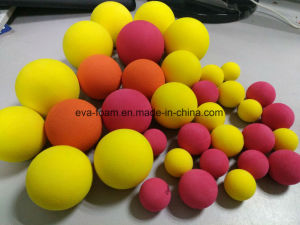 EVA Foam Floating Waterproof Pool Ball pictures & photos