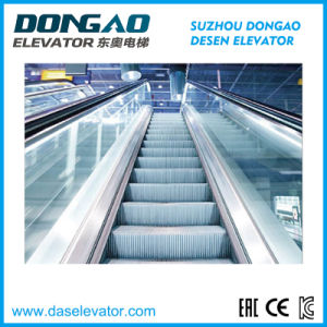 30 Degree Indoor Escalator with 1000mm Step Width pictures & photos