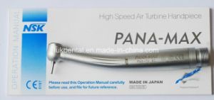 Best Quality High Speed NSK Pana Max Dental Handpiece pictures & photos