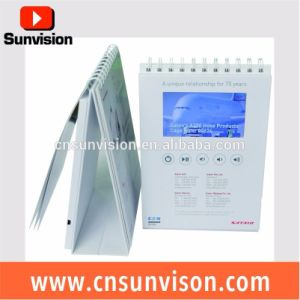 """Promotion Gift Calendar Planner with 5"""" 7"""" LCD Display pictures & photos"""