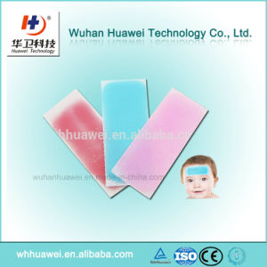 Fever Cooling Gel Patch for Children pictures & photos
