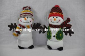 Plush Christmas Toy Snowman pictures & photos