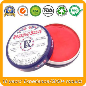 Cosmetic Metal Tin Can for Lip Balm pictures & photos