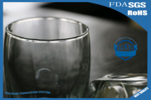 250ml Transparent Whisky Glass Cup pictures & photos