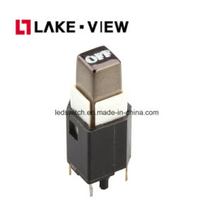 Illuminated LED Tact Switches with Noiseless Conductive Rubber pictures & photos