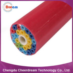 24 Ways 7/3.5mm + 1 Way 14/10mm HDPE Micro Tube Bundle pictures & photos