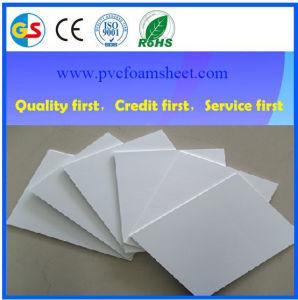 4mm PVC Foam Sheet/Lamina De PVC/Polycarbonate Sheet Price pictures & photos
