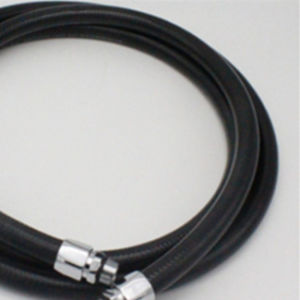 Ce Certificated 1inch 3/4inch Rubber Fuel Hose for Fuel Dispensers pictures & photos