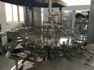 Cgf18-18-6 3 in 1 Washing Filling and Capping Machine pictures & photos
