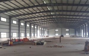 Big Space Steel Structure Workshop pictures & photos
