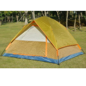 Outdoor Automatic Layer 3-4 Persons Camping Tent pictures & photos