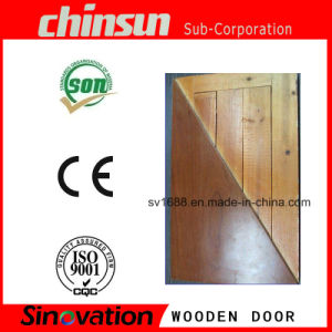 Wooden Single Main Door Design pictures & photos