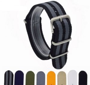 Nato Nylon Watch Strap Band with Custom Sizes Fits All Watches pictures & photos