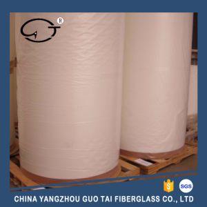 Plastic Flooring and Wall Covering Fiberglass Floor/Carpet Tiles Tissue pictures & photos