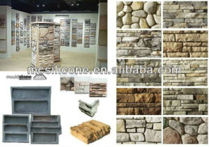 Stone Mold Making Liquid Silicone Rubber pictures & photos