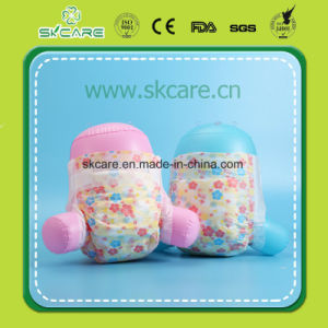 Premium Baby Diaper with Colorful Cloth Like Film pictures & photos