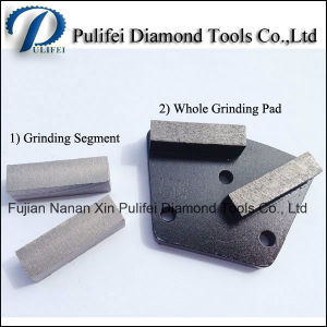 Stone Grinding Segment Weld Metal Plate for Floor Machine pictures & photos