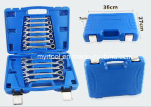 12PCS Gear Wrench Set Wrench (FY1012B1) pictures & photos