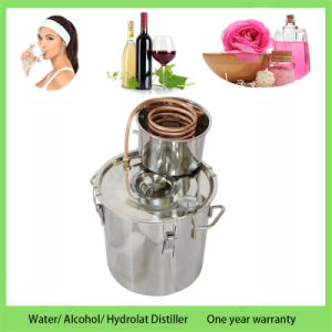 30L New Design Water Distiller Essential Oil Making Machine pictures & photos