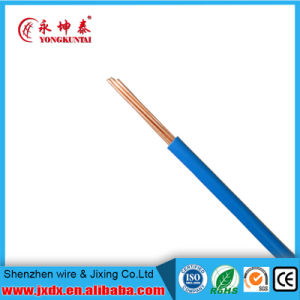 PVC Insulated Electric/Electrical Copper Wire pictures & photos
