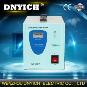 SVC 1000va Servo Motor Type Automatic Voltage Regulator/220V/230V AC Voltage Stabilizers (AVR) for Home pictures & photos