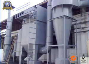 Dedusting System 12000 M3/H Industrial Spiral Cyclone Dust Collector pictures & photos