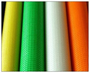 2017 China Color Reinforced Fiberglass Mesh pictures & photos
