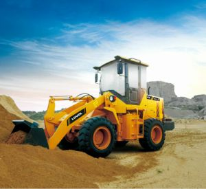 Hot Sale 1.8t Small Front End Wheel-Loader pictures & photos