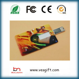 Business Credit Card USB Flash Pen Drive USB Key Gadget pictures & photos