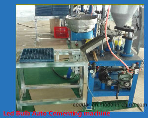 LED Filament Bulb Cementing Machine pictures & photos