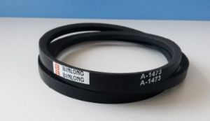 High Quality Rough Top Surface V-Belts a B C D E SPA Spb Spc 5V 8V pictures & photos
