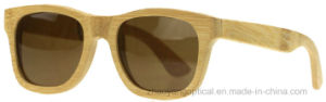Travel Accessory Hot Fashion Bamboo Folding Sunglasses pictures & photos