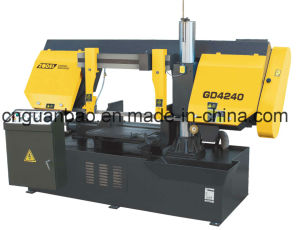 CNC Band Sawing Machine for Metal Cutting Gzk4240 pictures & photos