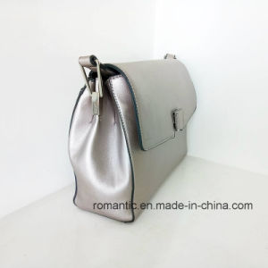 Guangzhou Supplier Lady PU Leather Handbags/Bag (NMDK-040304) pictures & photos