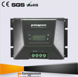 New Design Fangpusun 12V 24V 36 48V Rated Voltage LCD Display Intelligent Solar Battery Charger MPPT Controllers 70A 60A 45A pictures & photos