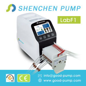 Compact Type Small Multichannel Peristaltic Pump Head pictures & photos
